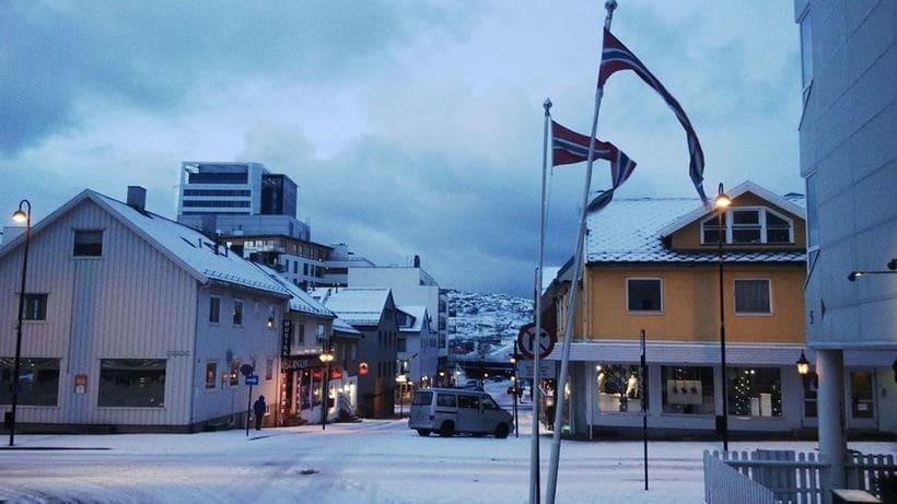 Norge I - En snørik verden | Bodø 9