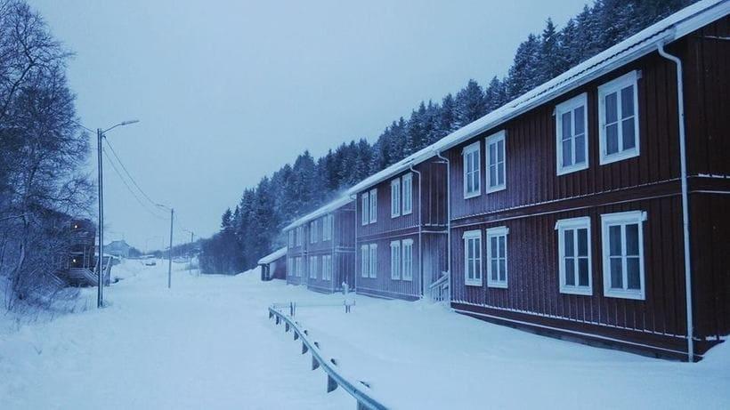 Norge I - En snørik verden | Bodø 10