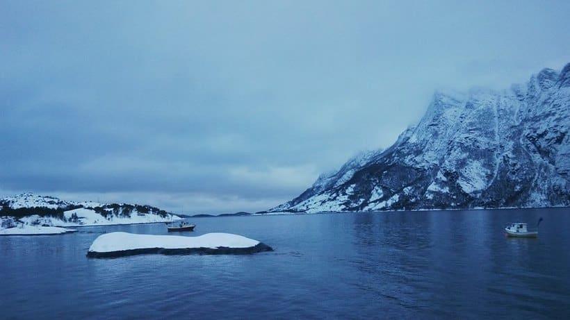 Norge I - En snørik verden | Bodø 12