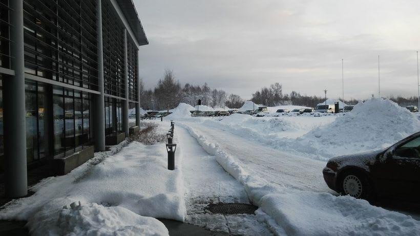 Norge I - En snørik verden | Bodø 14