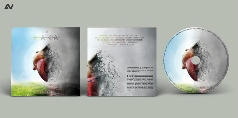 Arte CD - Laraya 2