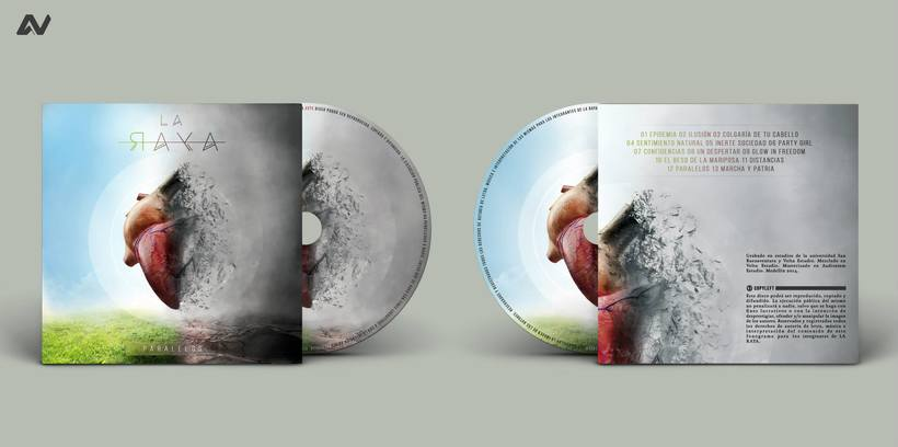 Arte CD - Laraya 0