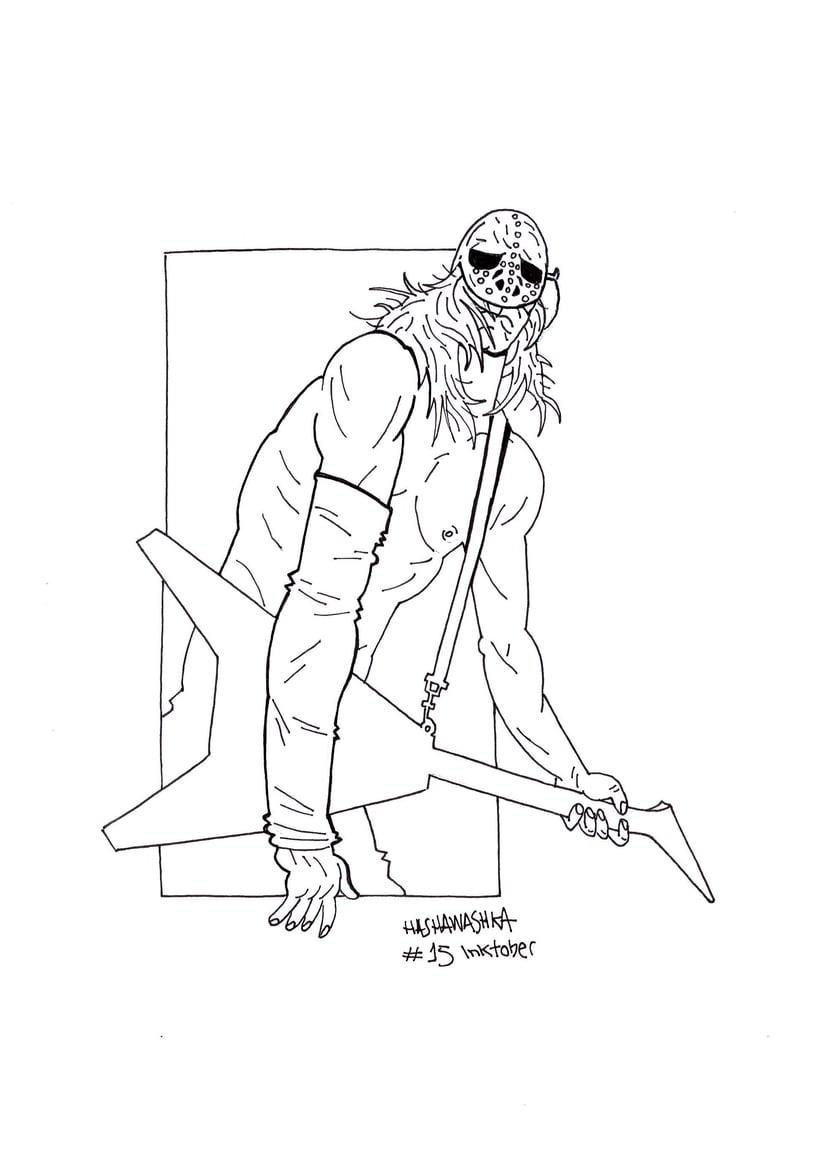 Wes Borland, ilustración 3