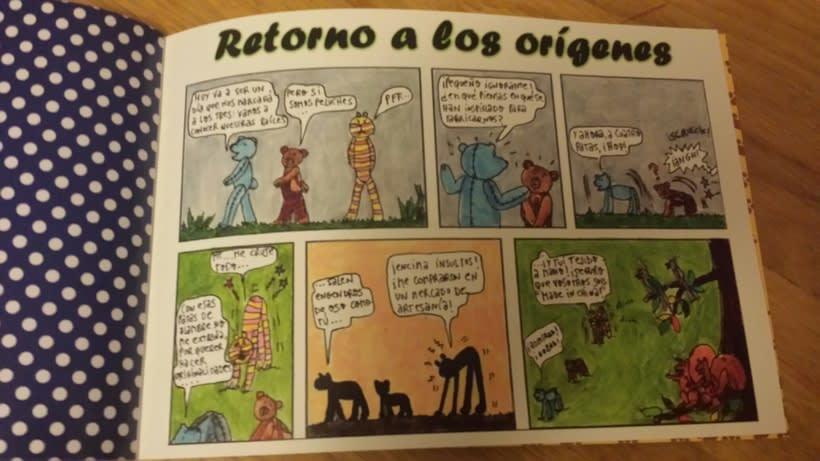 Fanzine TAMAÑA OSA-DÍA 8