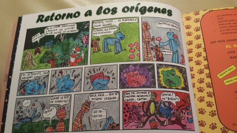 Fanzine TAMAÑA OSA-DÍA 9