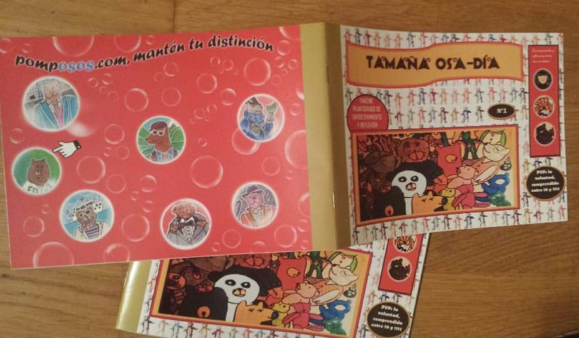 Fanzine TAMAÑA OSA-DÍA 10