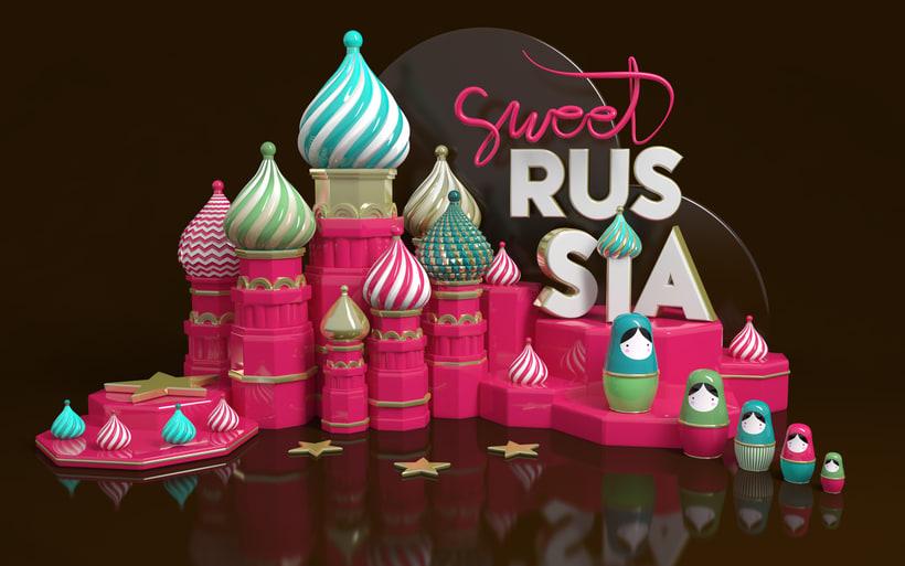 Sweet Russia 0