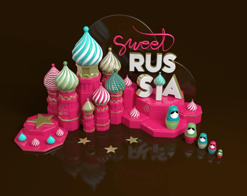 Sweet Russia 3