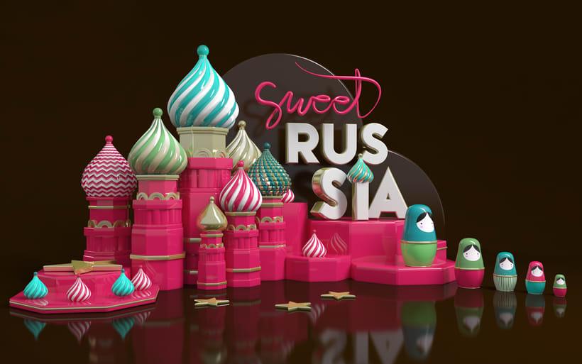 Sweet Russia 5