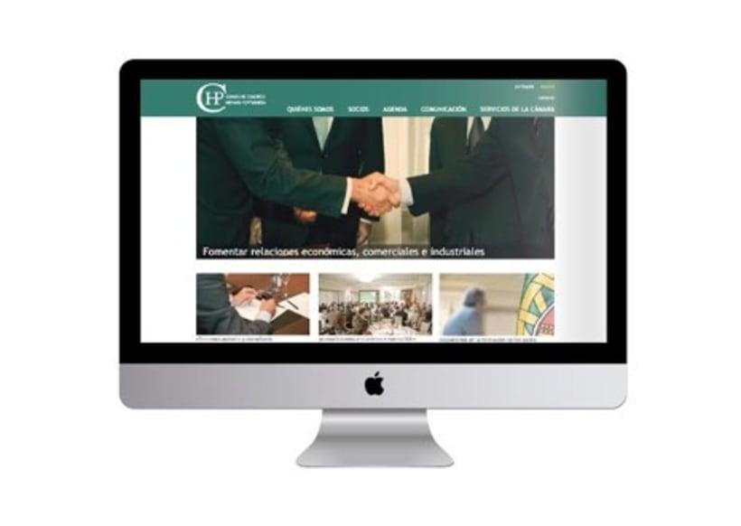 Web - Cámara Hispano Portuguesa de Comercio e Industria -1