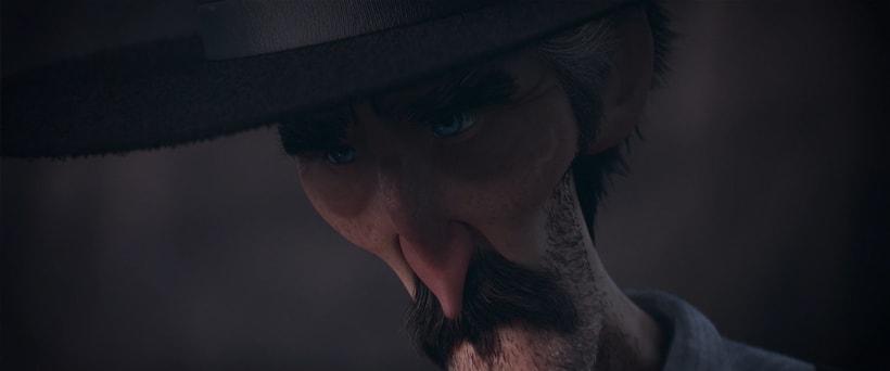 Borrowed Time, el oscuro corto de animación creado por dos genios de Pixar 5
