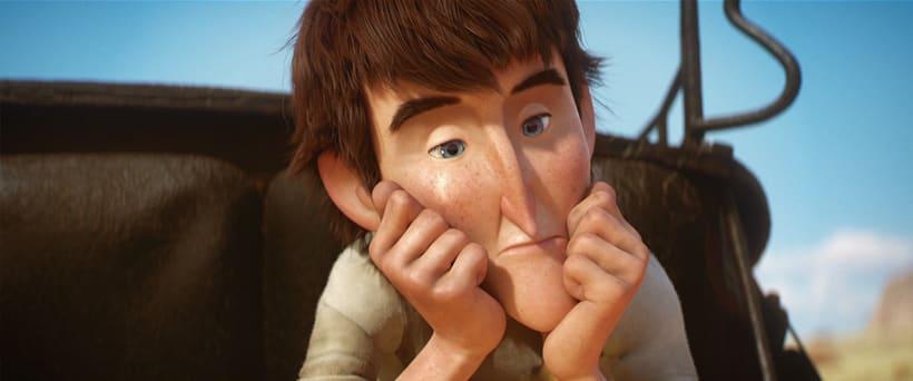 Borrowed Time, el oscuro corto de animación creado por dos genios de Pixar 8