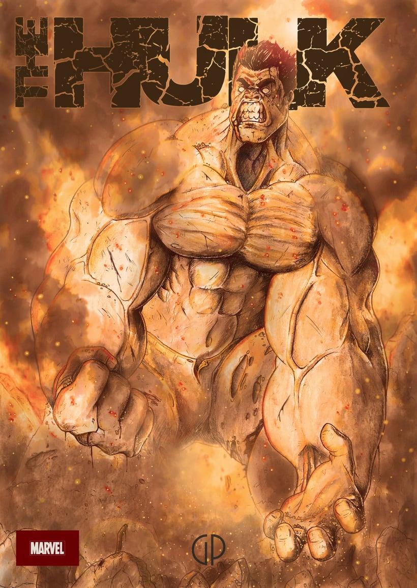 The Hulk -1