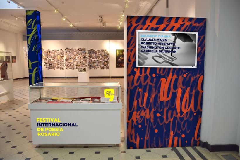 Festival Internacional de Poesía - Rosario 2