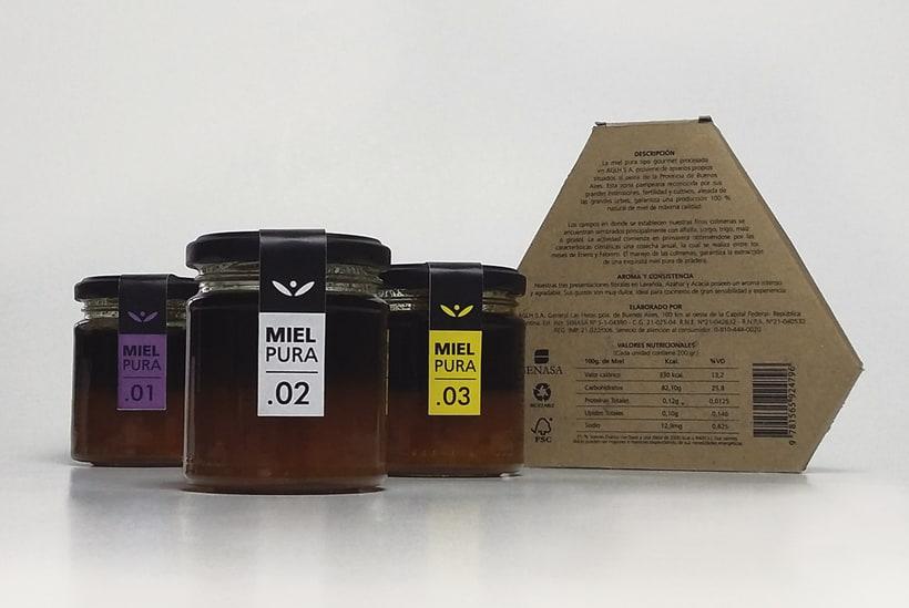 Miel Pura 0