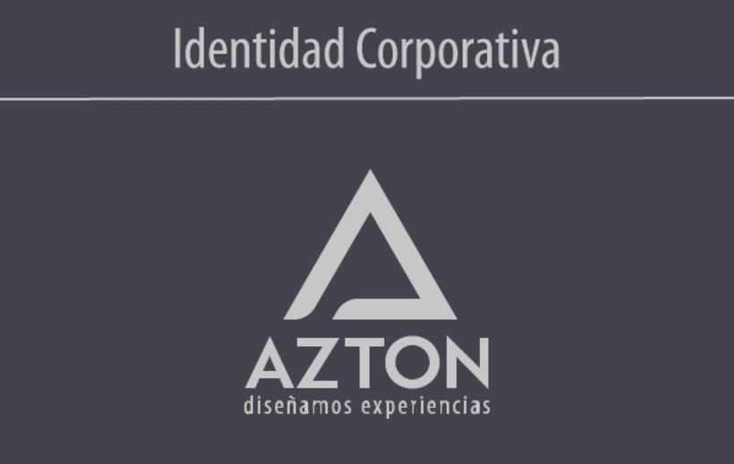 Azton - Identidad Corporativa 0