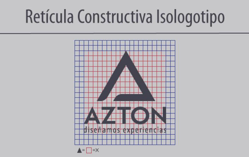 Azton - Identidad Corporativa 3
