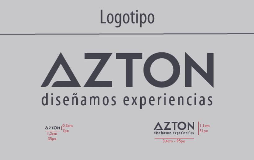 Azton - Identidad Corporativa 4