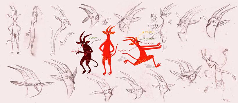 Corto de animación: 'El Jardín de las Delicias' de Llamarada 3