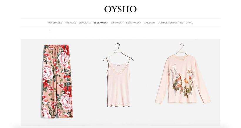 Birds - for Oysho 2