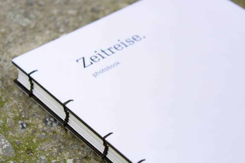 ZEITREISE - photobook 1