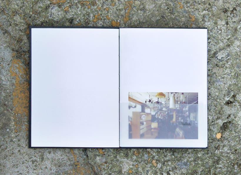 ZEITREISE - photobook 2