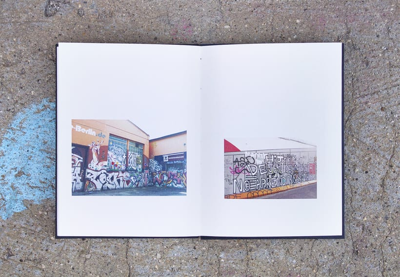 ZEITREISE - photobook 8