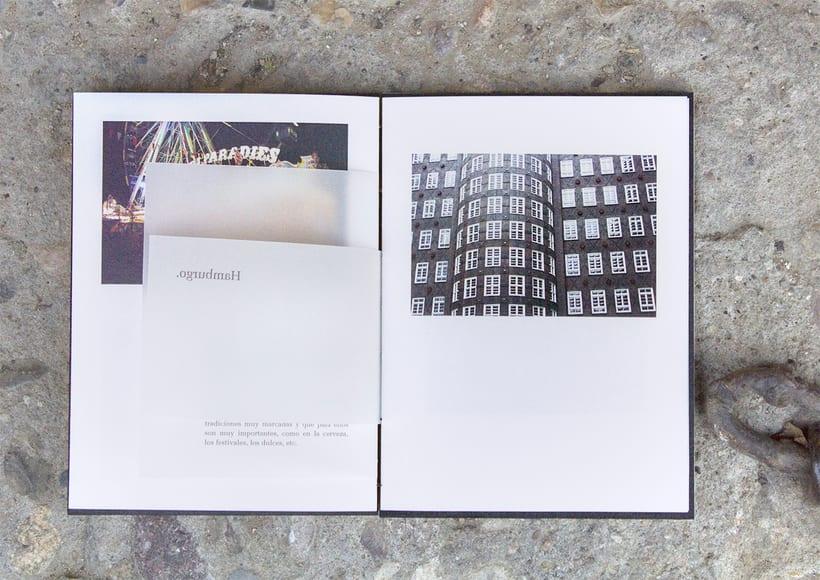 ZEITREISE - photobook 9