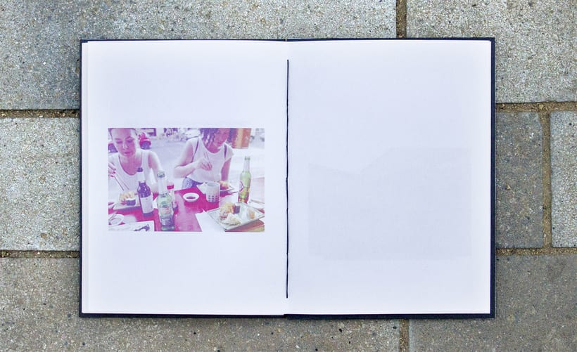 ZEITREISE - photobook 10