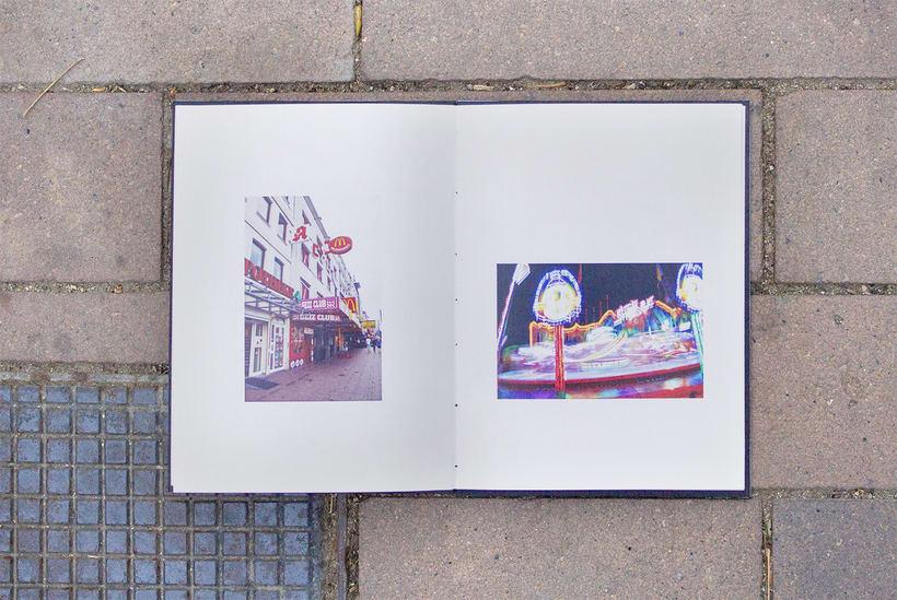 ZEITREISE - photobook 11
