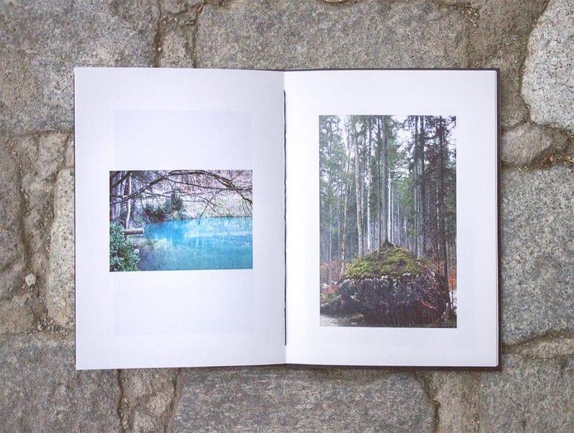 ZEITREISE - photobook 14