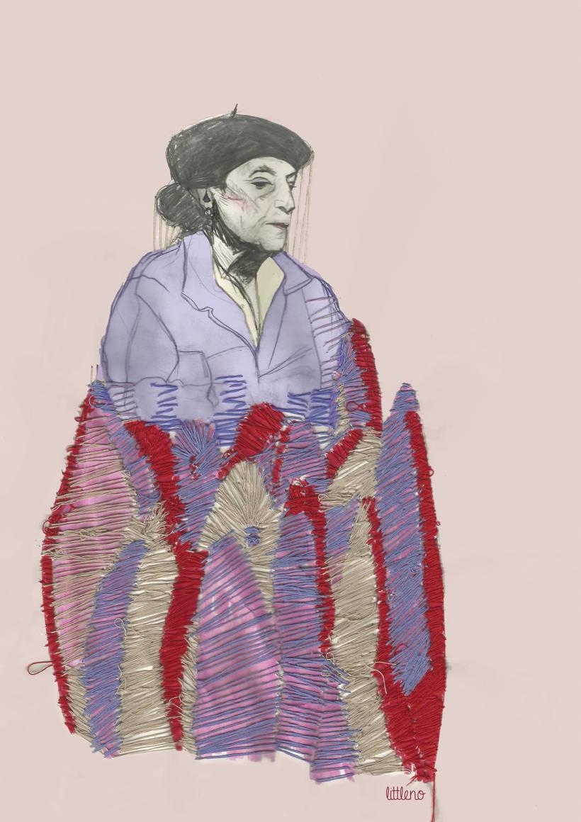 Louise Bourgeois para Obituario #38 1