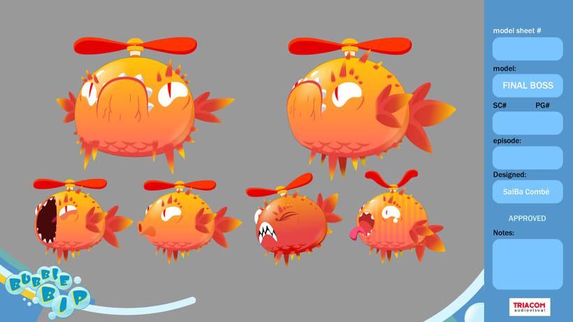 BUBBLE BIP (3D animation TV serie) 4