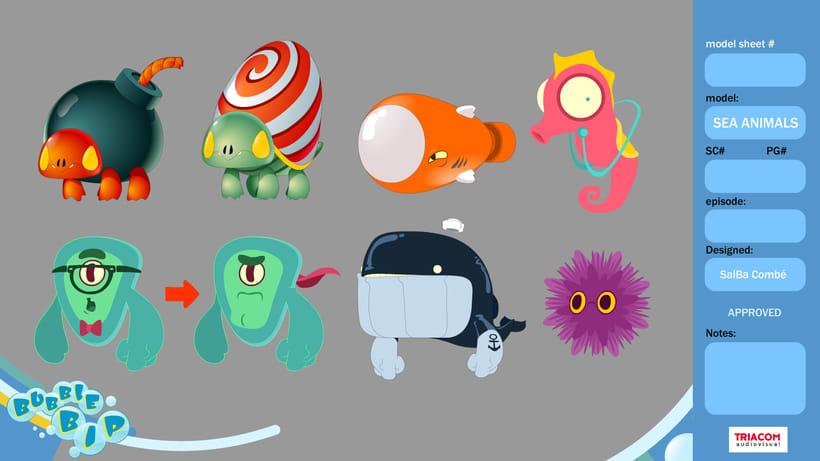 BUBBLE BIP (3D animation TV serie) 7