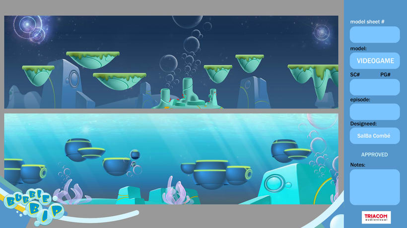 BUBBLE BIP (3D animation TV serie) 8