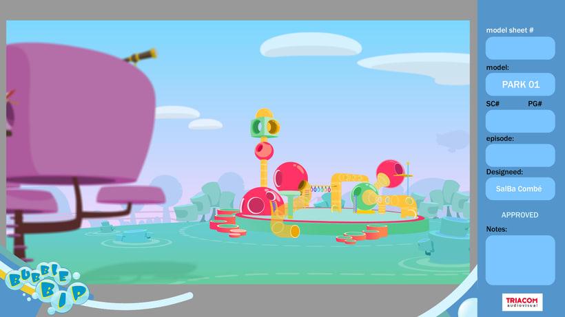 BUBBLE BIP (3D animation TV serie) 9
