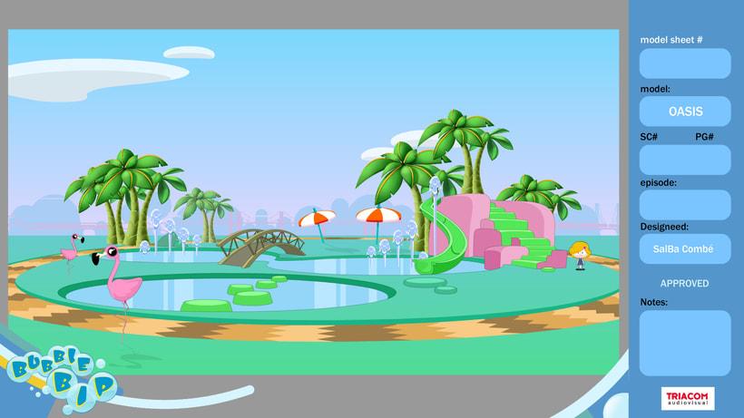 BUBBLE BIP (3D animation TV serie) 10