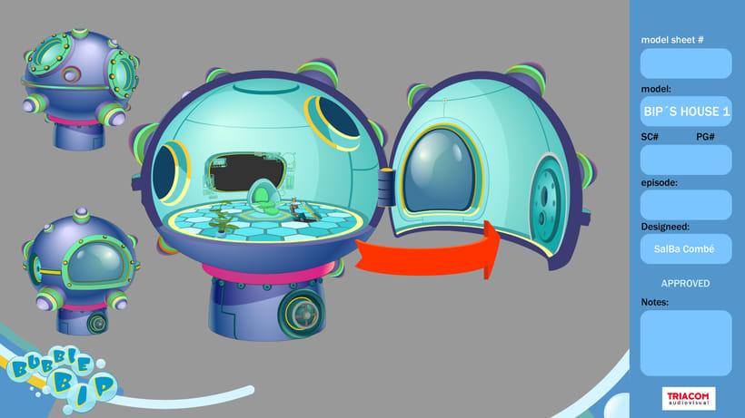 BUBBLE BIP (3D animation TV serie) 12