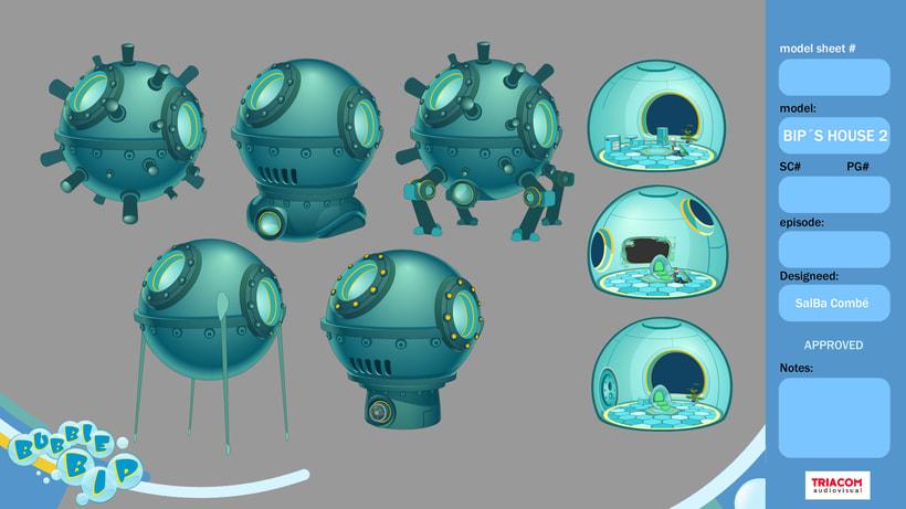 BUBBLE BIP (3D animation TV serie) 13