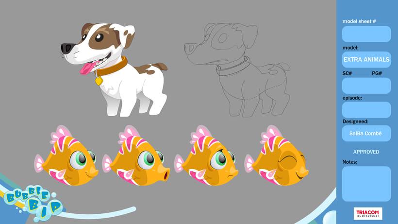 BUBBLE BIP (3D animation TV serie) 14