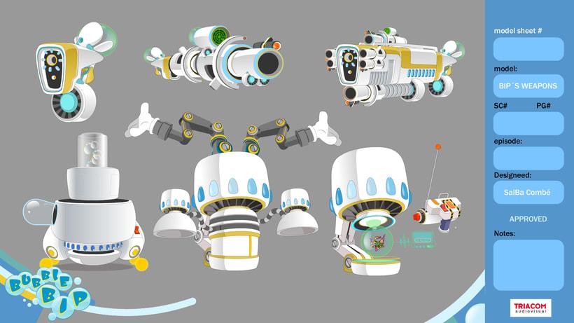 BUBBLE BIP (3D animation TV serie) 15