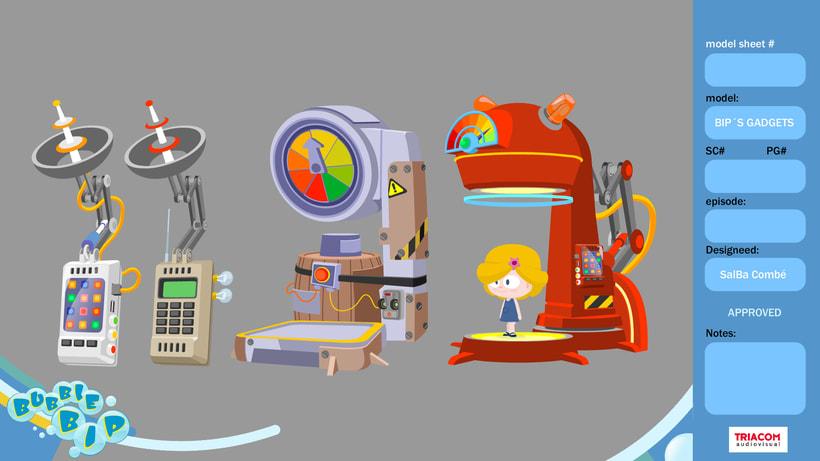 BUBBLE BIP (3D animation TV serie) 16
