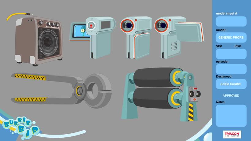 BUBBLE BIP (3D animation TV serie) 17
