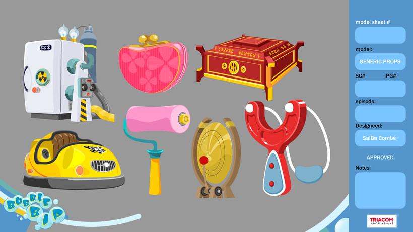BUBBLE BIP (3D animation TV serie) 18