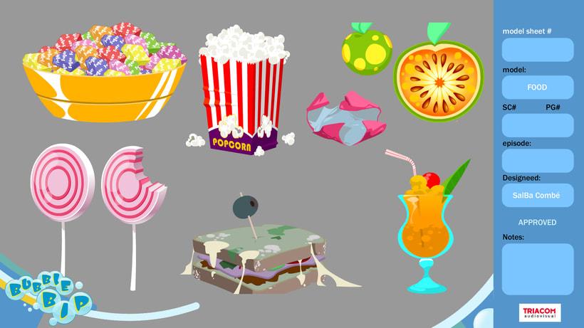 BUBBLE BIP (3D animation TV serie) 19