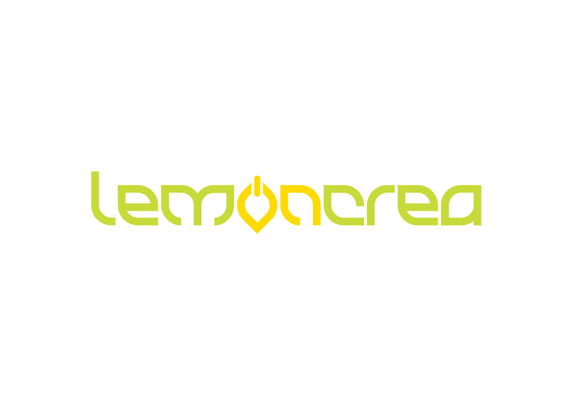 Diseño de logotipo: Lemoncrea 2