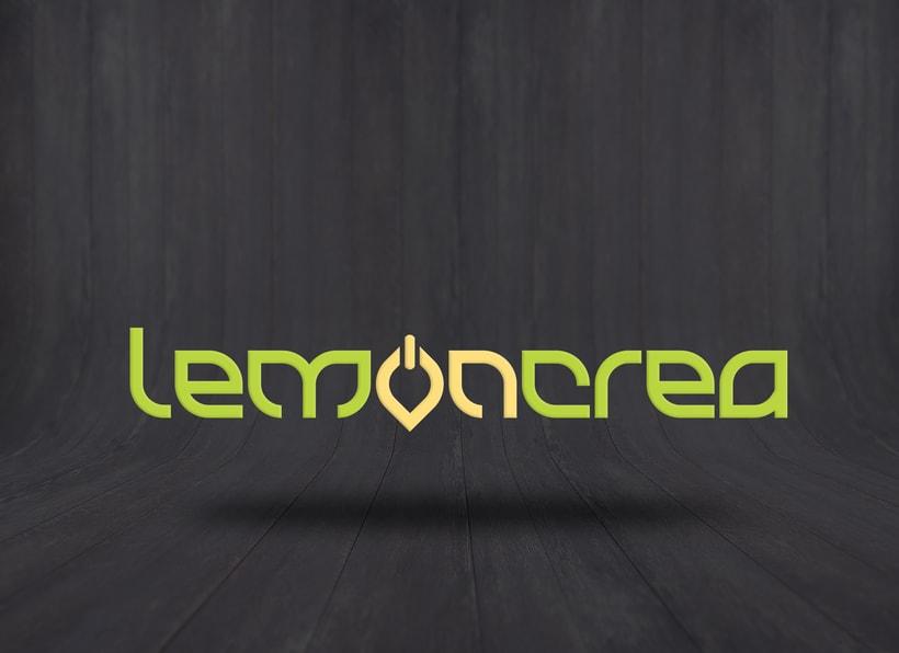 Diseño de logotipo: Lemoncrea 1