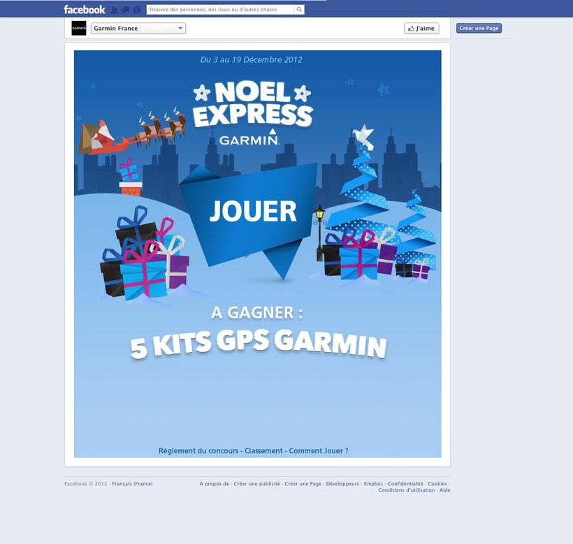 Garmin Noel Express 1