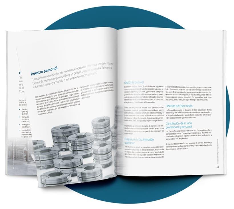 Código Ético y de Conducta Gonvarri Steel Industries 4