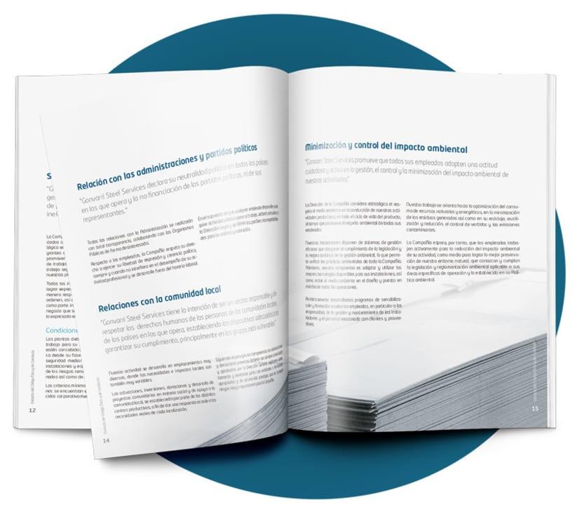 Código Ético y de Conducta Gonvarri Steel Industries 5